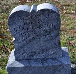 Albert J Abshire