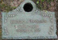 Frederick J Holleron