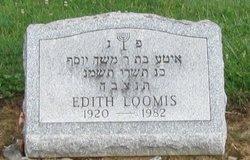 Edith Loomis
