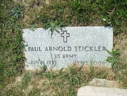 Paul Arnold Stickler