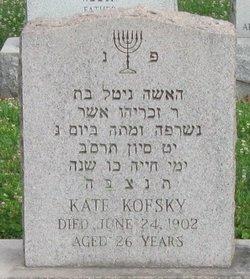 Kate Kofsky