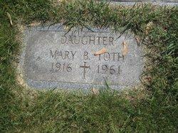 Mary B Toth