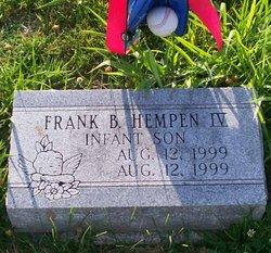 Frank B. Hempen, IV