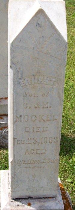 Ernest Mockel