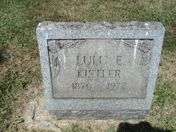 "Lucy Edna ""Lulu"" Kistler"
