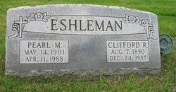 Clifford Russell Eshleman
