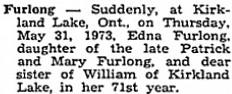 Edna Furlong