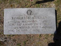 Corp Robert D Murray