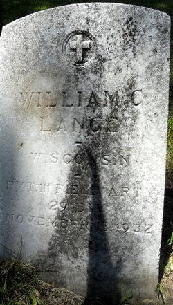 William C. Lange
