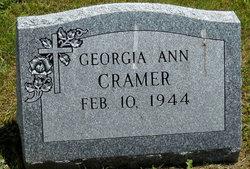Georgia Ann Cramer