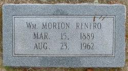 William Morton Renfro