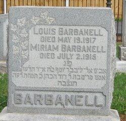 Miriam Barbanell