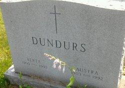 Berta Dundurs