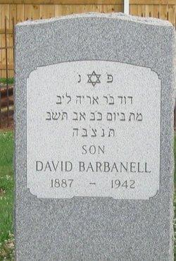 David Barbanell