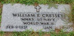 William E Cressey, Sr