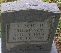Virgie H Thompson