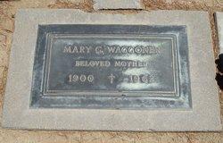 Mary Gertrude <I>Dark</I> Waggoner
