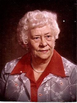 Lillian Harriet <I>Wehner</I> Crowell