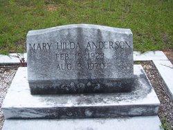 Mary Hilda Anderson