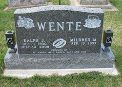 Mildred M. Wente