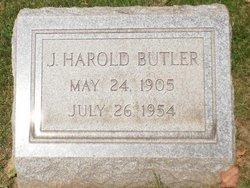 J. Harold Butler