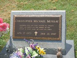 Christopher Michael Murray