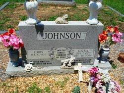 Lewis F Johnson