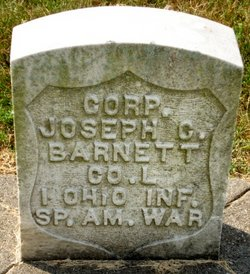 Joseph C Barnett
