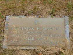 Frederick H. Mangel