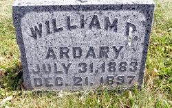 William P Ardary