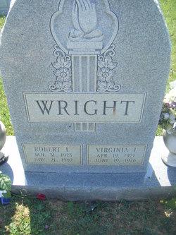Virginia I Wright