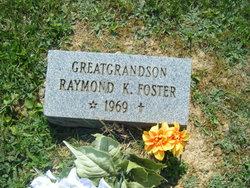 Raymond K Foster