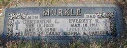 Gertrude Lilly <I>Dempsey</I> Murkle