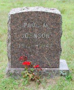 Paul Marshall Johnson