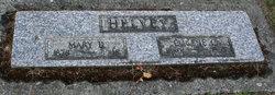 Eugene C Helvey