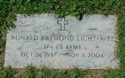 Ronald Raymond Lightfritz