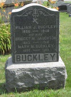 Bridget M <I>Naughton</I> Buckley