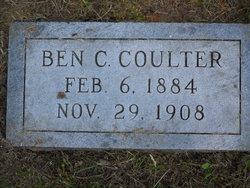 Ben Catlett Coulter