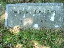 Daisy M. Ridgeway