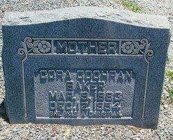 Cora <I>Cochran</I> Baker