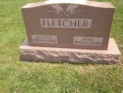 "Otta Indiana Blanche ""Odie"" <I>Helm</I> Fletcher"
