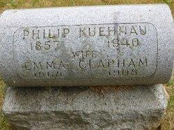 Emma <I>Clapham</I> Kuehnau