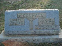 "Daniel W ""Dan"" McDonald, Sr"