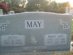 Alvin May