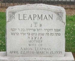 Unknown Leapman