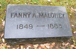 Fanny A Maloney
