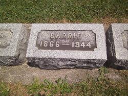 Carrie <I>Jordan</I> Wasson