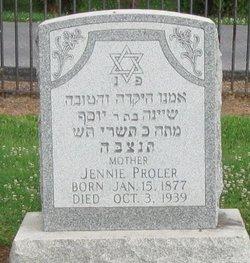 Jennie Proler