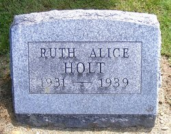 Ruth Alice Holt