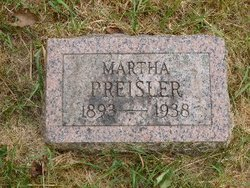 Martha <I>Hartmann</I> Preisler